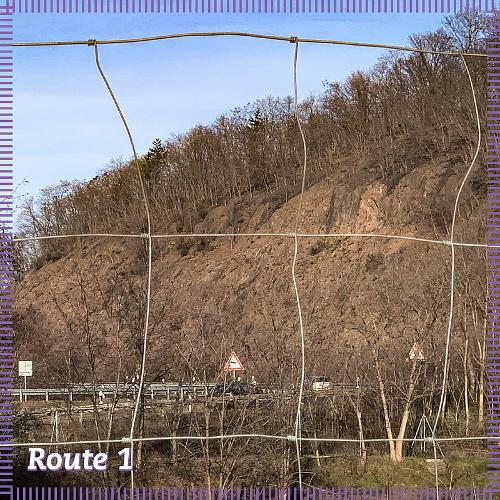 Route 1 | Der Letzte Heller für die Autobahn