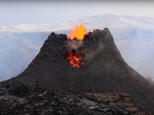 Vulkanausbruch Fagradalsfjall