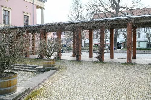 Bist du am Goetheplatz angekommen?