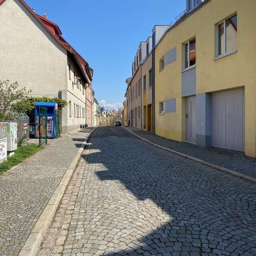 Ich würde mir wünschen, dass ich Weimar neu entdecken könnte.