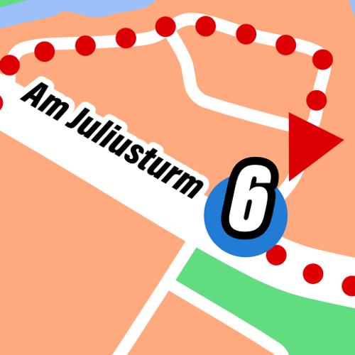Am Juliusturm
