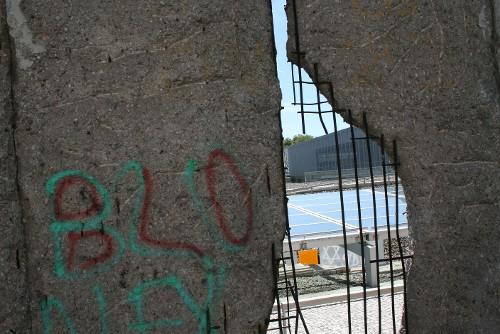 Zwischen Mauer und Potsdamer Platz