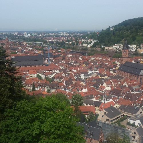 Genießen in Heidelberg
