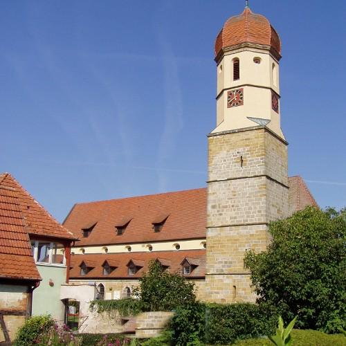 Aufkirchen, St.Johanniskirche