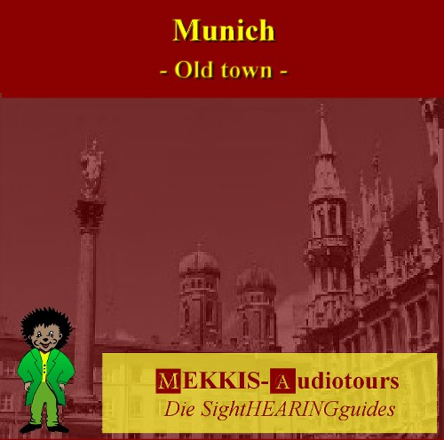 Munich, City walk Downtown