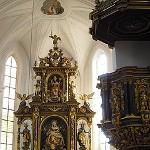 Kirchenrundgang in Wemding