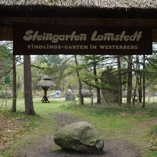 Steingarten Lamstedt