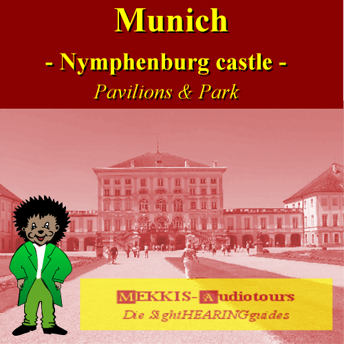 Munich, Park of Nymphenburg Palace