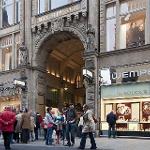 Leipziger Passagen & Höfe
