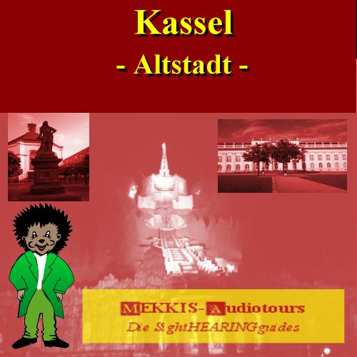 Kassel, downtown