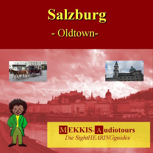 Salzburg, City walk, downtown