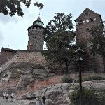 The Imperial Castle of Nuremberg