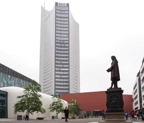 Leibniz in Leipzig