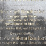 """Ins Gras gebissen"" Vegetariergräber am Zentralfriedhof"
