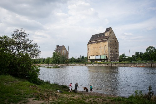 Hafen Lindenau