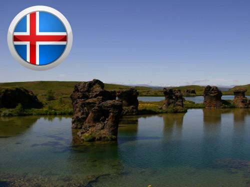 Rund um Island - Tagesetappe Akureyri - Mývatn - Egilsstaðir