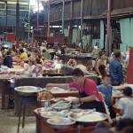 Markttreiben - 2 - Mittagsgeschäft
