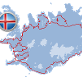 Rund um Island entgegen dem Uhrzeigersinn