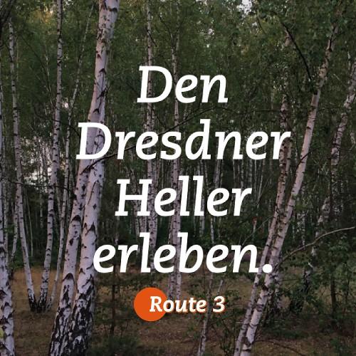 HELLER ERLEBEN | Route 3 | Aus den Augen?!