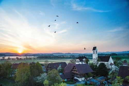Künstlerhaus Boswil - hin+hören