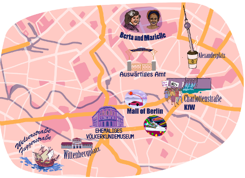 CONECTANDO - Auf den Spuren Lateinamerikas in Berlin