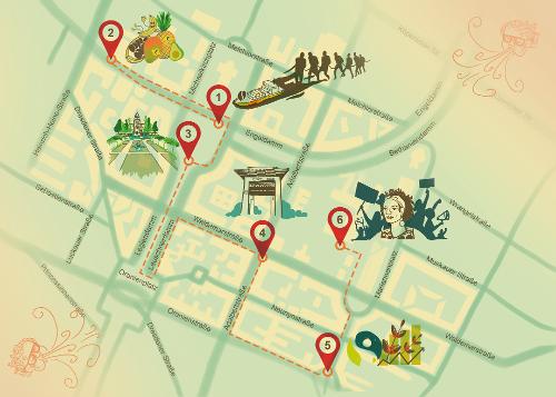 Der Weg des Kaffees - koloniale Spuren der Kaffeekultur in Kreuzberg