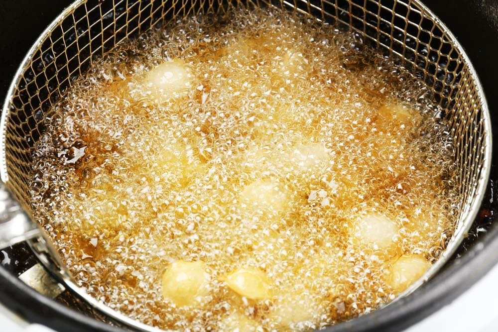Fryer deep gas hobart