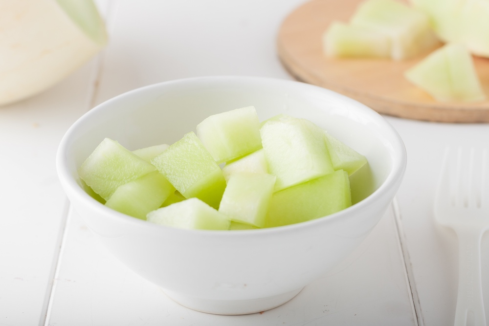 how to tell if a honeydew is ripe