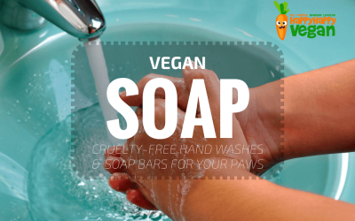 Vegan Soap: 6 Cruelty-Free Hand Wash And Soap Bars For Your Paws