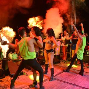 Adaptación y cercanía-Pachanga Show Orquesta
