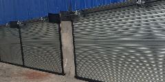 Fabricación a medida-mb cortinas metalicas