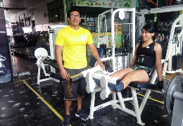 Entrenador personal a su medida-Power Fitness Club