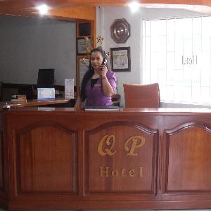 Profesionales-Hotel Quintaparedes Inn
