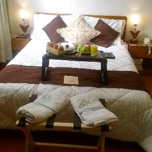 Calidad en el servicio-Hotel Quintaparedes Inn