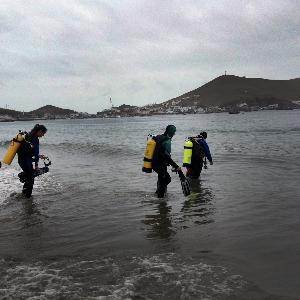 Buceamos todos los días-Naylamp Diving