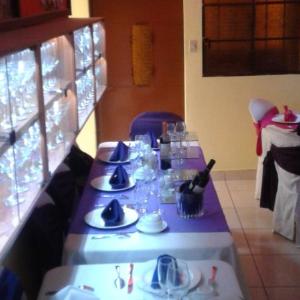 Profesionales-Catering Vane Azul