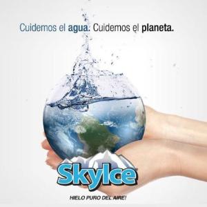 Innovadora tecnología-Sky Ice
