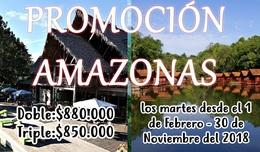Promoción: AMAZONAS