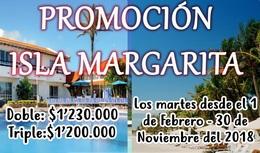 Promoción: ISLA MARGARITA
