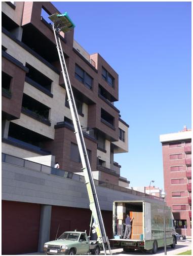 Mudanzas en Logroño
