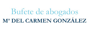 Bufete de Abogados Mª del Carmen González Jiménez