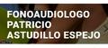 Fonoaudiologo Patricio Astudillo Espejo