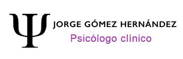 Psicólogo Clínico Jorge Gómez Hernández