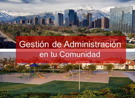 Administración de edificios y condominios en Las Condes