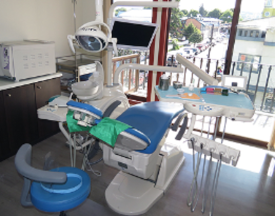 Odontólogo en Castro