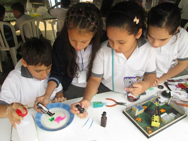 Colegios y guarderías en Santiago de Cali