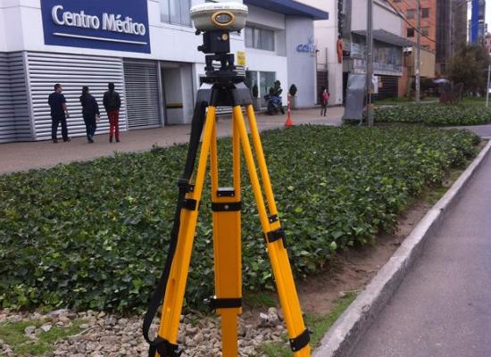 Topografía en Bogotá, D.C.