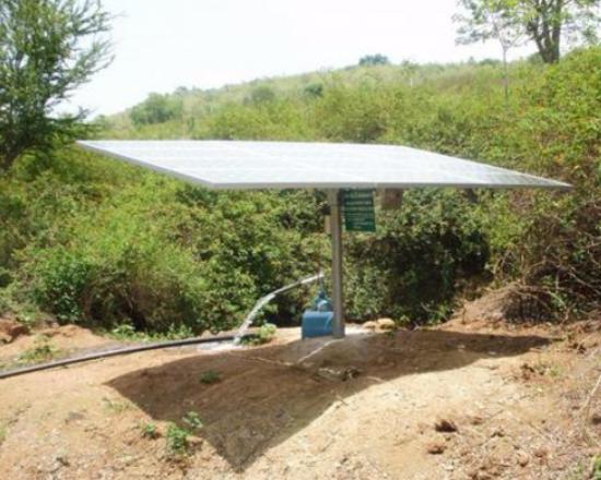 Instalaciones  en Algarrobo
