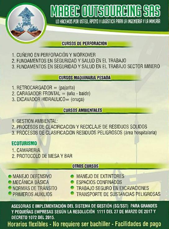 Servicio de limpieza especializada en Riohacha - MABEC OUTSOURCING SAS
