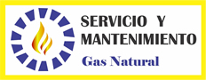 SERVICIO Y MANTENIMIENTO GAS NATURAL